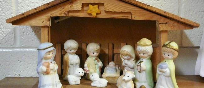 Christ, Christmas and Santa's Chimney