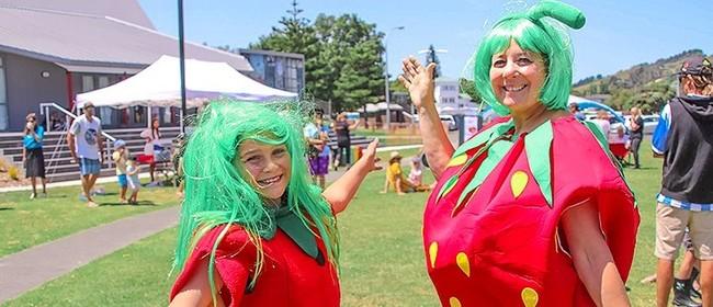 Hospice Tairāwhiti Strawberry Festival