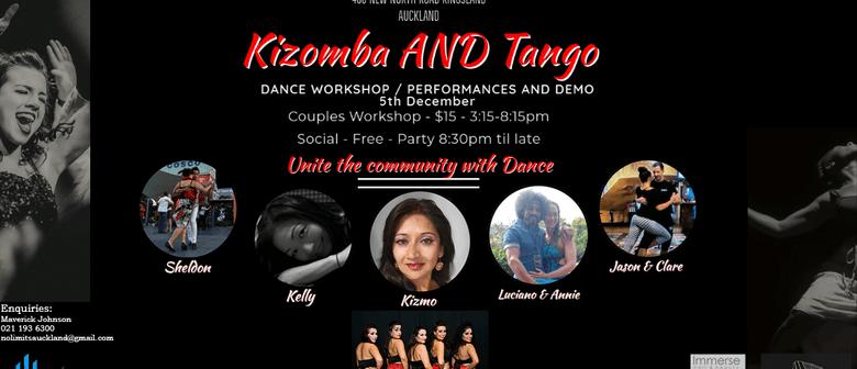 Kizomba and Tango