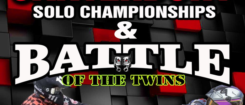 2020 Sidecar Battle of the Twins ,  Canterbury Solo Champs