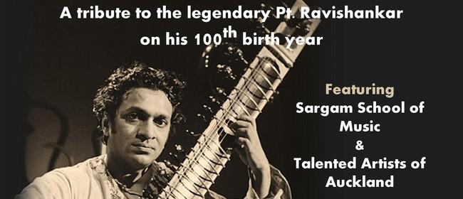 A Tribute To Pt Ravi Shankar