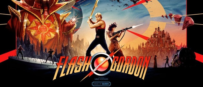 BFF - Flash Gordon 40th Anniversary