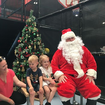 Father Christmas Toddler Session