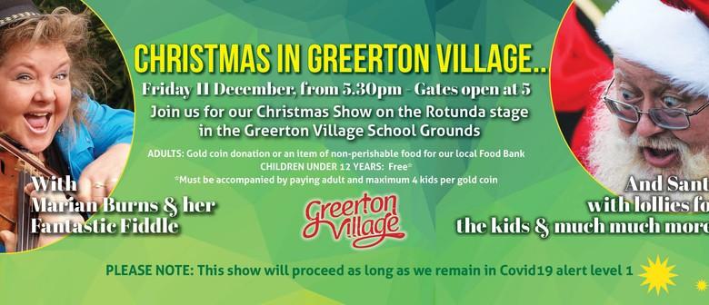 Christmas in Greerton Village