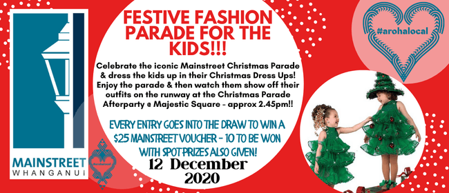 Festive Fashion Parade - Mainstreet Christmas Parade