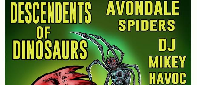 Descendants Of Dinosaurs Avondale Spiders DJ Mikey Havoc