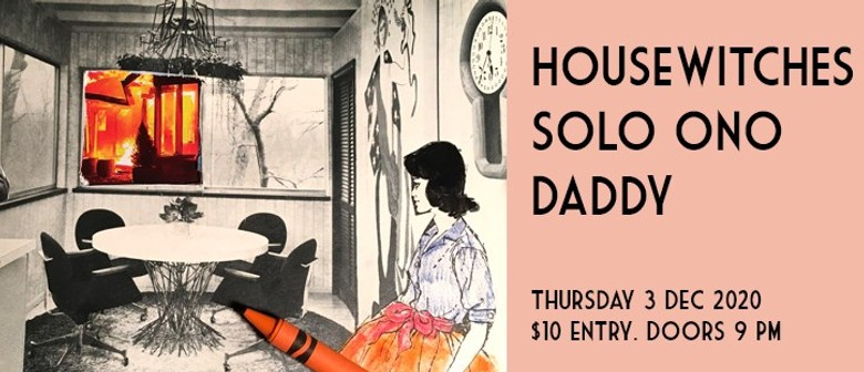 Housewitches - Solo Ono - Daddy