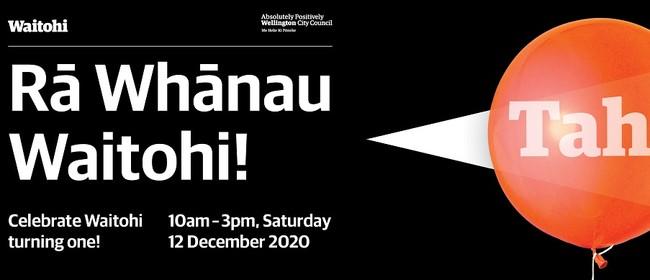 Rā Whānau Waitohi! Celebrate Waitohi