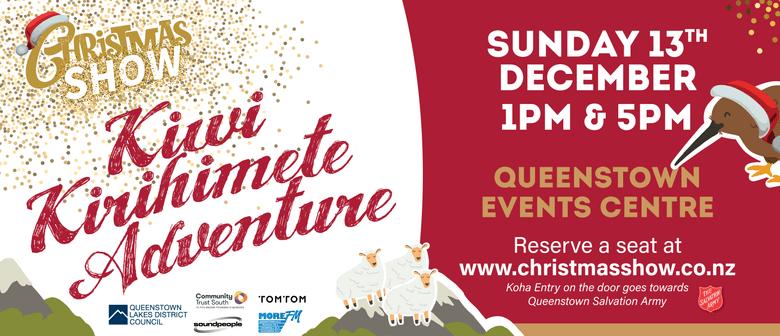 Christmas Show - Kiwi Kirihimete Adventure 2020