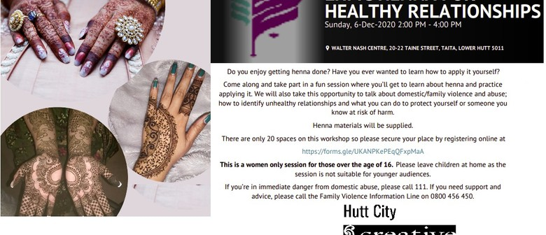 Henna for Healthy Relationships
