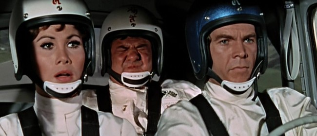 Summer Movies al Fresco: The Love Bug (Herbie)