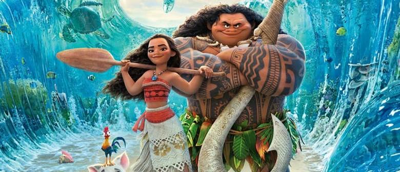 Summer Movies al Fresco: Moana