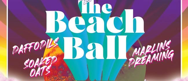 The Beach Ball - Raglan