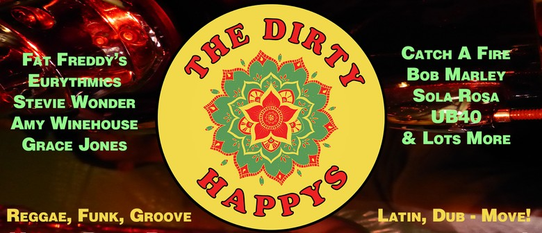 The Dirty Happys - New 5 Piece Band