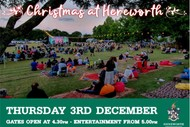 Christmas at Hereworth