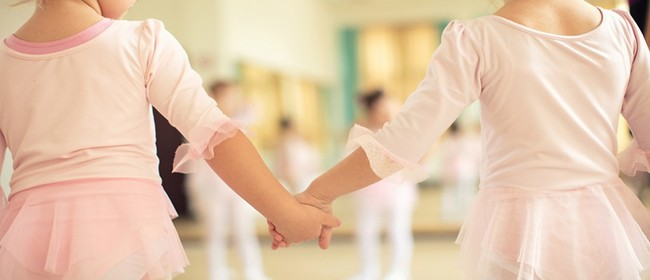 Kids Junior Ballet Classes (Ages 4-6)