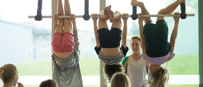 Circus Arts Classes (Ages 8-11)