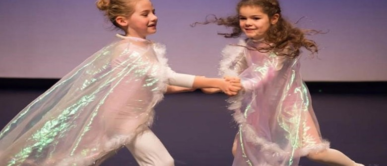 Creative Contemporary Dance Class (5 Years)