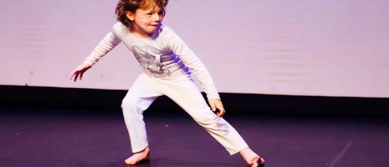Creative Contemporary Dance Class (6-7 Years)