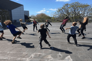 Boys Must Move Dance Class (Ages 6-10)
