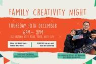 Family Creativity Night