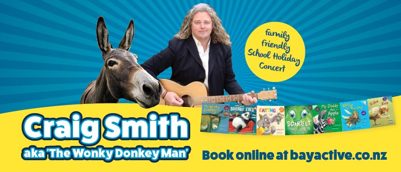 "Craig Smith aka ""The Wonky Donkey Man"""