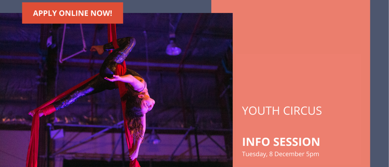 Youth Circus Information Session