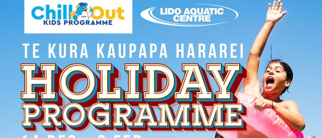 Lido Chill Out Summer Holiday Programme 20/21