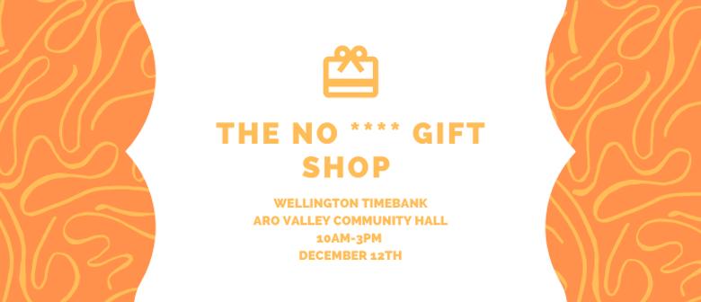 Wellington Timebank Pop Up Gift Shop