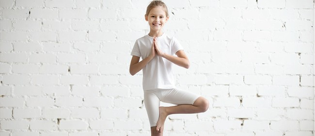 Kids Yoga Classes (Ages 8+)