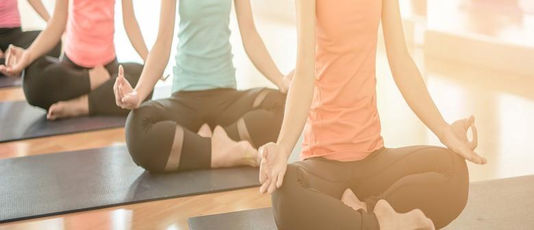 Yoga Classes (Adults 16+)