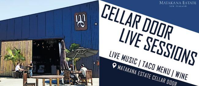 Cellar Door Live Sessions