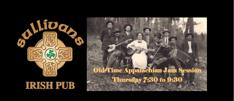 Old-Time Appalachian Jam Session