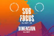 Sub Focus, Dimension | Queenstown
