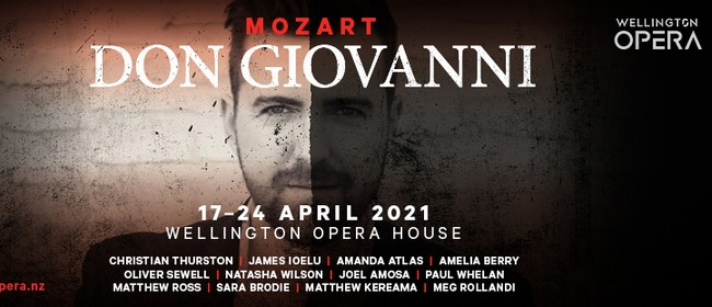 Don Giovanni - Wellington Opera