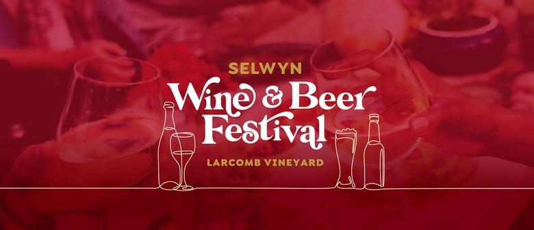 Selwyn Wine and Beer Festival