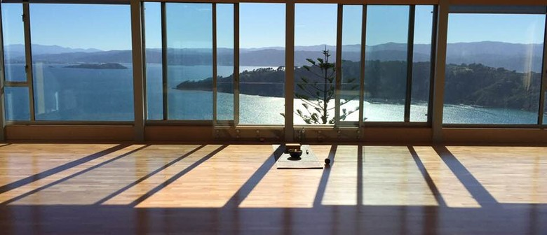 New Years Eve Yoga & Meditation Retreat