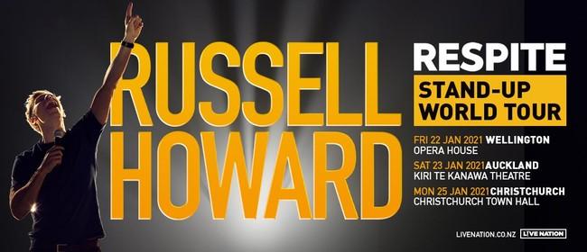 Russell Howard - Respite