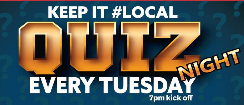Keep it Local Quizz at Richard Pearse Tavern