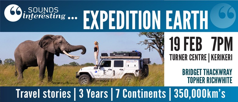 Sounds Interesting - Expedition Earth