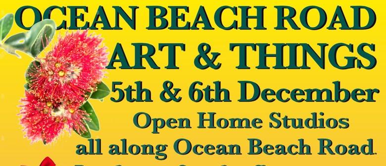 Art And Things: Ocean Beach Road Arts Trail