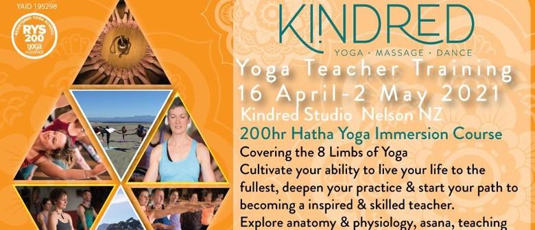 Kindred Level 1 Yoga Teacher Training