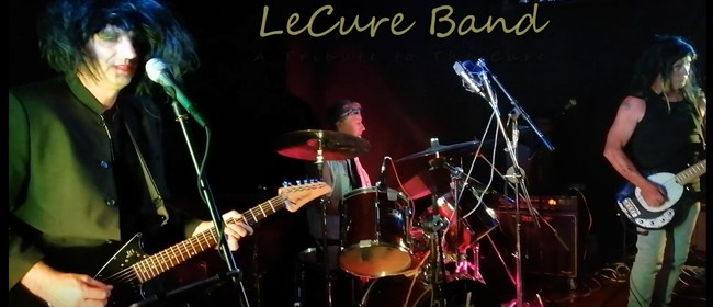 LeCure Tribute Band: CANCELLED