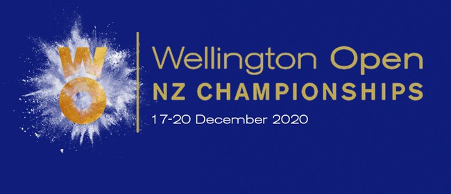 Wellington Open New Zealand Championships