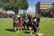 Manawatu Highland games 2020