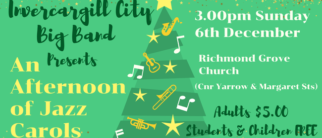 An Afternoon of Jazz Carols