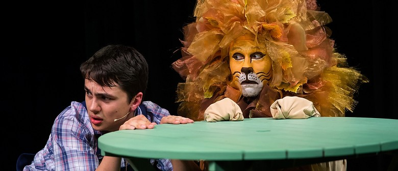 A Lion in the Meadow and Other Stories - Live on stage