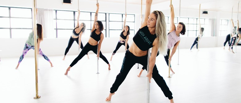 Pole Fitness Beginners Trial Class