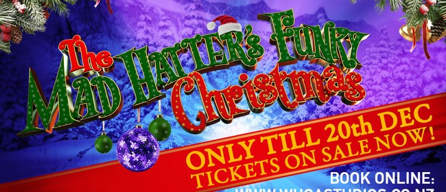 Mad Hatter's Funky Christmas