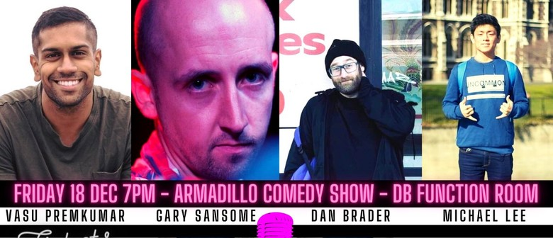 Armadillow Comedy Show